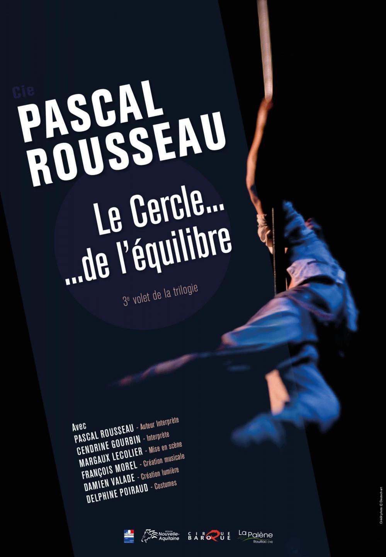 Affiche Pascal Rousseau