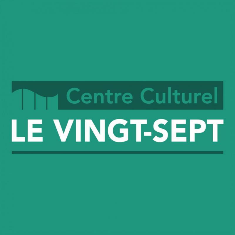 Logo Centre Culturel Le Vingt-Sept