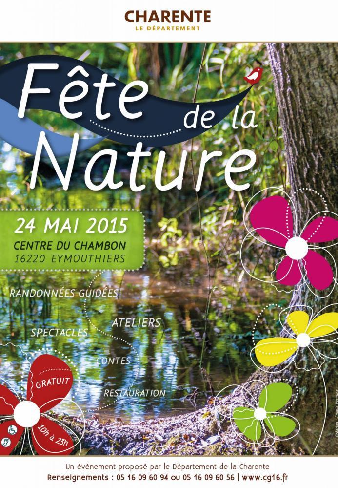 Fête de la Nature 2015 - Département de la Charente
