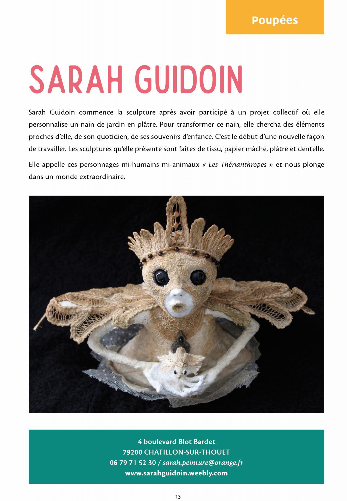 Catalogue d'exposition - Sarabandes 2019
