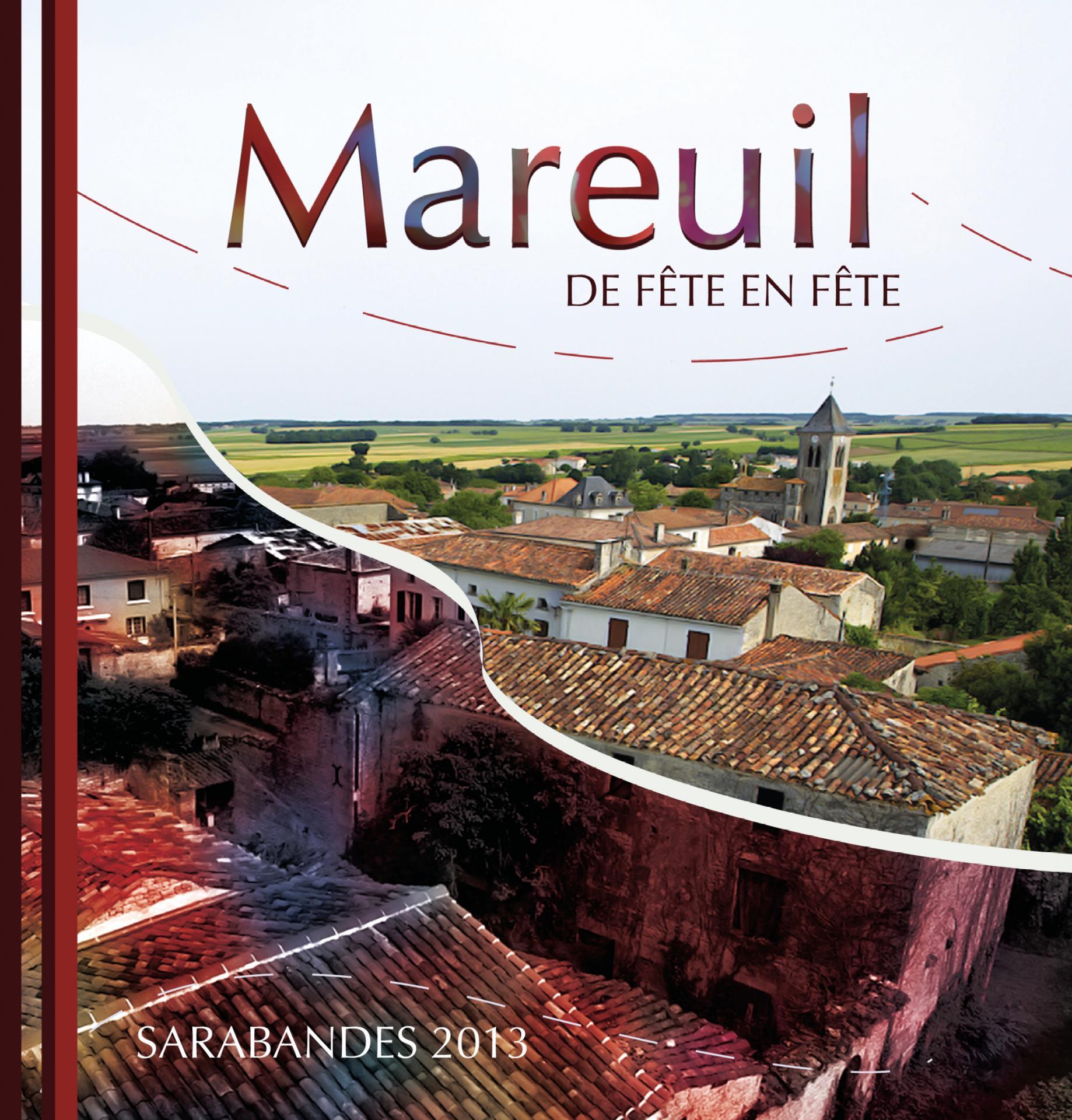 Sarabandes 2013 - Mareuil