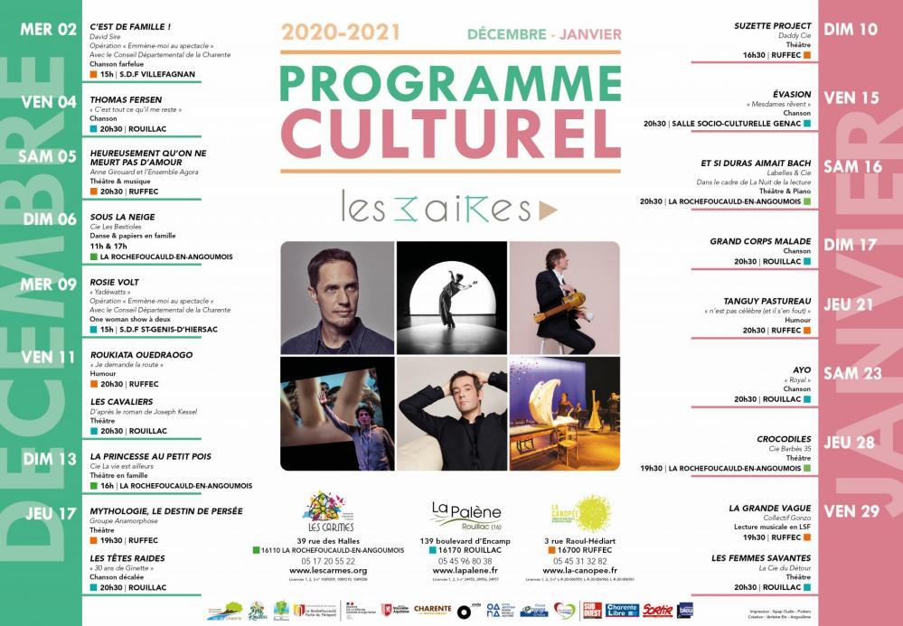 Set de table 2020/2021 - Association Les 3aiRes